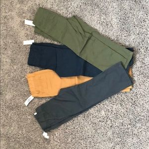 4T Bundle sweater vest and Khakis